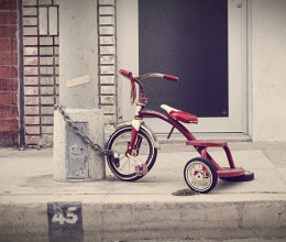 Retro Kid Bike