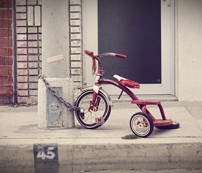 Retro Kid Bike